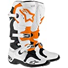 Alpinestars Tech 10 MX Boots Orange 2014 - Size 9