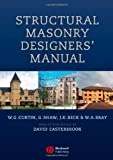 img - for Structural Masonry Designers' Manual book / textbook / text book
