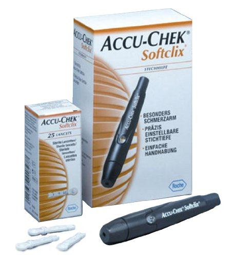 Accu Chek Softclix Lancing Device Best Price in India on 2nd May 2017 - DealTuno