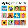 My Big Word Book (casebound) (My Big Board Books)