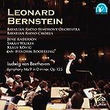 バーンスタイン/ベートーヴェン:交響曲第9番 ニ短調 作品125