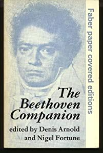 The Beethoven Companion from Faber and Faber