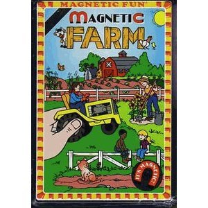 1 X Farm Magnetic Tin