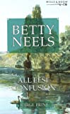 img - for All Else Confusion (Betty Neels Large Print Collection) book / textbook / text book