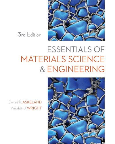Essentials Of Materials Science And Engineering
