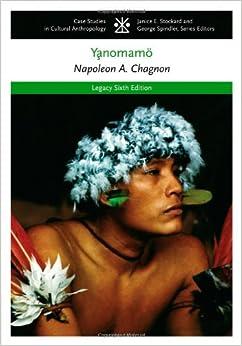 yanomamo chagnon 6th edition pdf