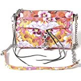 Rebecca Minkoff Plumeria Floral Mini MAC Convertible Crossbody