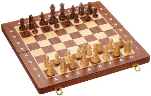 Philos - 2610 - Jeu d'échecs De Luxe - champ de 40 mm