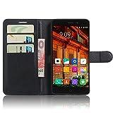 SMTR Elephone P9000 lite (5.5 inch) Wallet Tasche Hülle -