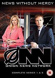 The Onion News Network: Complete Series 1 & 2 [Reino Unido] [DVD]
