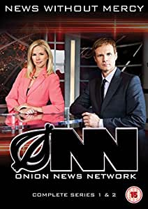 The Onion News Network: Complete Series 1 & 2 [Reino Unido] [DVD]