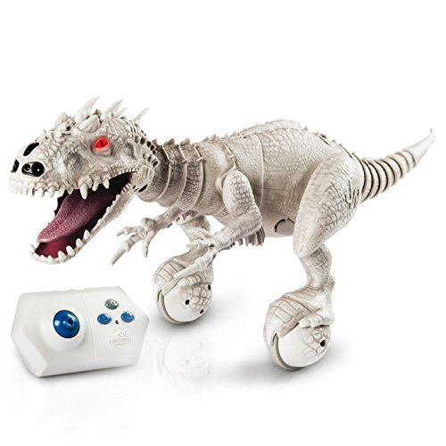Zoomer Dino, Jurassic world INDOMINUS REX-Collectible Robotic Edition (Dinosaur Robots compare prices)