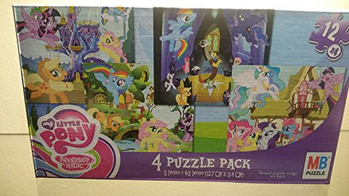 My Little Pony 3 Puzzle Pack