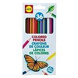 ALEX Toys - Artist Studio Colored Pencil Set 283-36