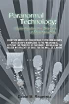 cover of Paranormal Technology by David Rountree
