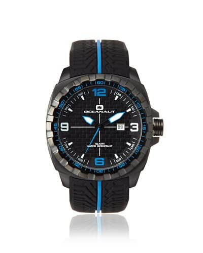 Oceanaut Men's OC1115 Racer Blue Analog Watch As You See