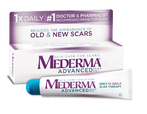 Mederma Advanced Scar Gel, 20 Grams