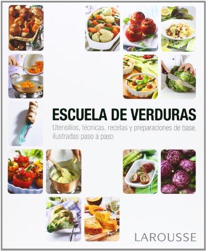 ESCUELA DE COCINA VERDURAS