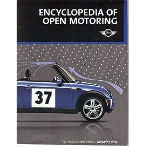 MINI: ENCYCLOPEDIA OF OPEN MOTORING BMW