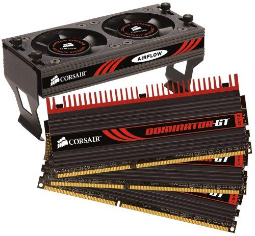 Corsair CMT12GX3M3A2000C9 12GB (3 x 4GB) DDR3 Dominator GT Memory