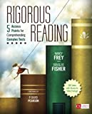 img - for Rigorous Reading: 5 Access Points for Comprehending Complex Texts (Corwin Literacy) book / textbook / text book