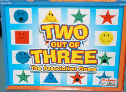 TWO OUT OF THREE - The Association Game