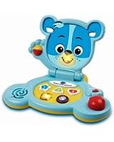 Vtech Baby Ordinateur - Ourson - Bleu