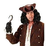 Garfio mano de pirata gancho bucanero accesorios disfraces