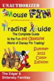 Mouse Pin Trading Guide: Summer 2012 Color Edition
