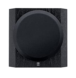 Yamaha YST-SW012 8-Inch Front-Firing Active Subwoofer by YAMAHA