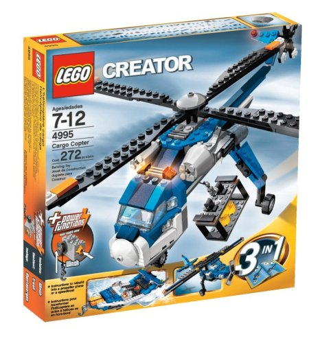 Lego® Cargo Copter front-888599