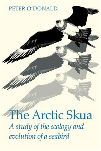 The Arctic Skua: A study of the ecology and evolution of a seabird