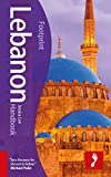 Lebanon Footprint Handbook (Footprint Travel Guides)