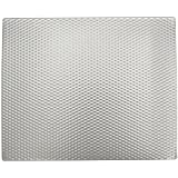 "Range Kleen Stove/Counter Mat 17"" X 20"" Textured Silver Finish"