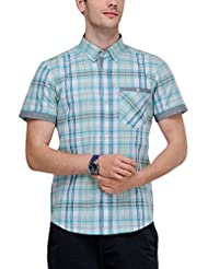 Yepme Men's Checks Cotton Shirt - YPMSHRT0363