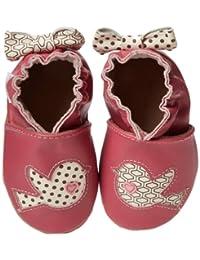 Robeez Tweetin Birds Soft Sole Shoes (Infant/Toddler)