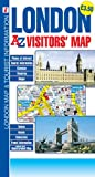 img - for London: A-Z Visitors Map book / textbook / text book
