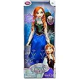 """Disney Frozen Exclusive 16"""" Singing Anna Doll"""