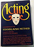 img - for Acting: Handbook of Stanislavski Method book / textbook / text book