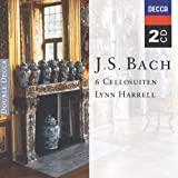 6 Cellosuiten (The Six Cello Suites) Lynn Harrell
