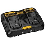 DEWALT DCB102 12V Jobsite Charging Station
