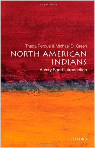 North American Indians : a very short introduction