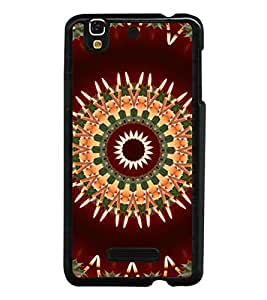 ifasho Designer Phone Back Case Cover YU Yureka :: YU Yureka AO5510 ( Guitar Musical Instruments Strings )
