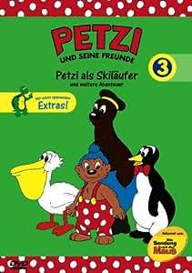 Petzi und seine Freunde 03: Petzi als Skiläufer und weitere Abenteuer