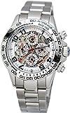 最強のパフォーマンス!機械式 時計 [ J.HARRISON ] 自動巻 スケルトン 腕時計 メンズ 紳士 誕生日プレゼント 3003-SW