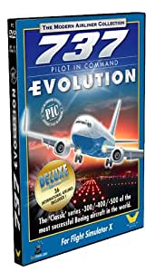 737 Pilot in Command Evolution Deluxe Edition (PC DVD)