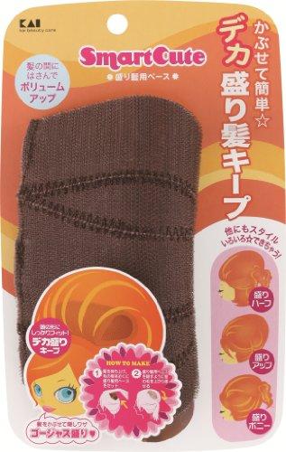 貝印 スマートキュート 盛り髪用ベース