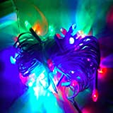 A To Z Traders -(Pack Of 2) Fancy Multicolor LED Rice Light Serail Bulbs Lamp For Diwali/Home Decoration And (... - B016J3NMII