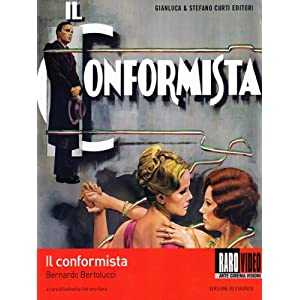 Il conformista [Blu-ray] [Import anglais]