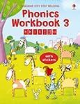 Phonics Workbook 3